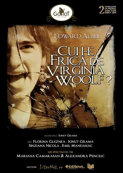Cui i-e frica de Virginia Woolf?