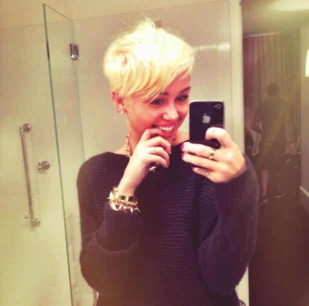 Miley Cyrus, schimbare radicala de look