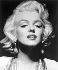 Marilyn Monroe: o aparitie coplesitoare