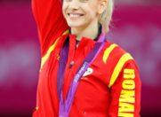Sandra Izbasa, aur pentru Romania