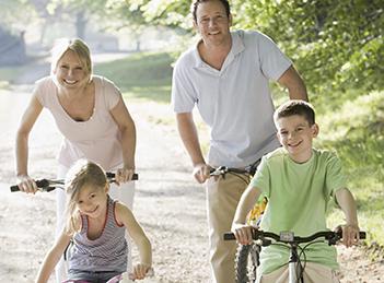 Activitati fizice pentru intreaga familie