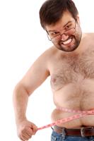 Barbatii cu burta au risc crescut de a experimenta disfunctii sexuale si ale tractului urinar