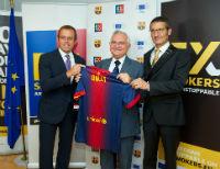 FC Barcelona si Comisia Europeana isi unesc fortele pentru a combate fumatul in Europa