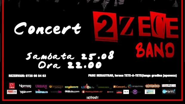 Concert 2 Zece Band