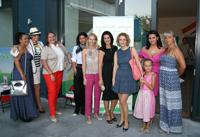 Vedetele si copiii lor au lansat noul sediu al Gradinitei Junior School