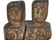 Arhetipuri sculpturale – sculptura in lemn
