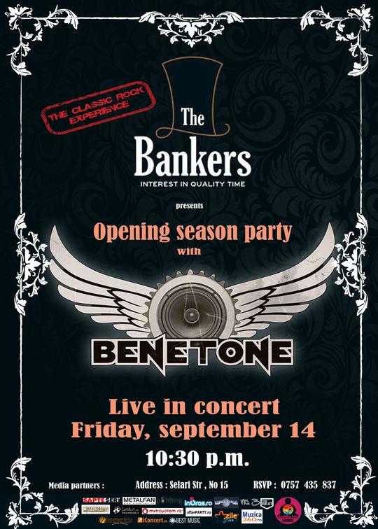 Concert BENETONE Band