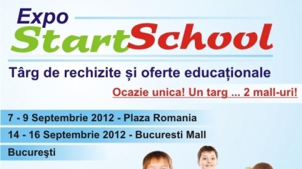 Targul Expo Start School