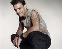 Gata cu distractia, Robbie Williams a devenit tata!