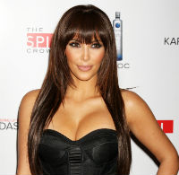 """Kim Kardashian: """"Nu sunt certata cu sora mea!"""""""