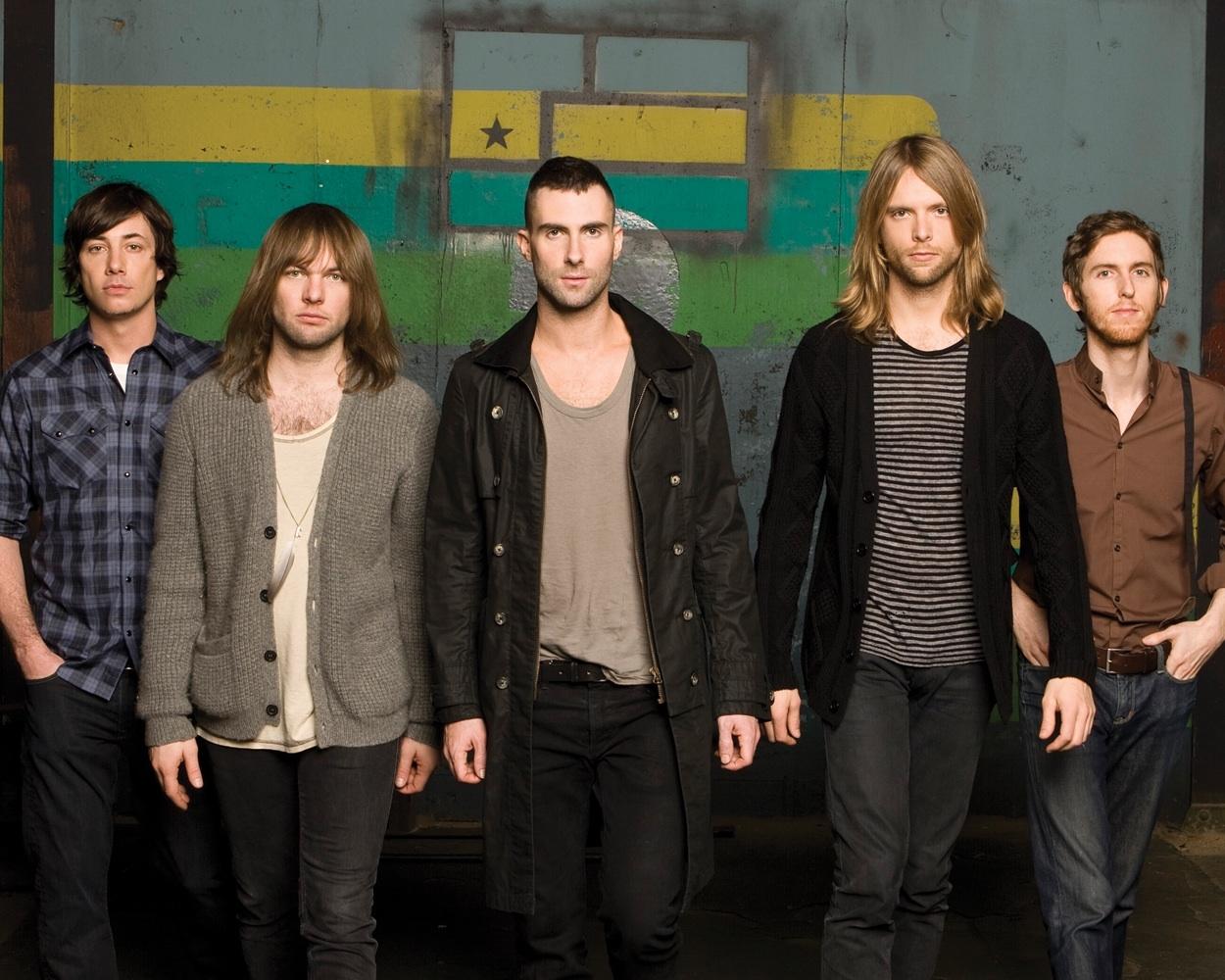 Maroon 5 au confirmat numele noului lor single