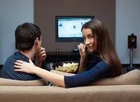 Filmele horror ajuta la slabit