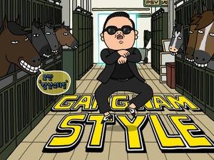 Stilul Gangnam, in varianta Just Dance 4 by Ubisoft