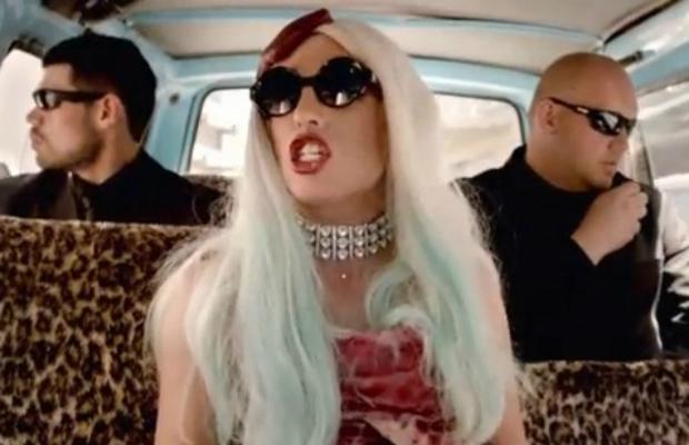Lady Gaga, parodiata de cei de la Die Antwoord