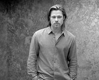Brad Pitt, primul barbat din istoria Chanel No.5
