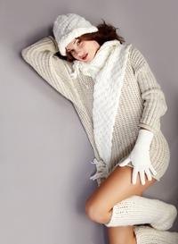 Tricotajele: un stil lejer