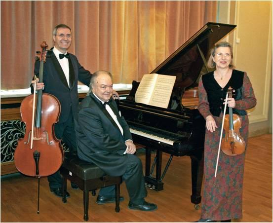 Recital Cameral Trio PRO ARTE