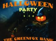 Halloween party cu The Greenfox Band