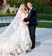Holly Valance, nunta in Los Angeles cu Nick Candy