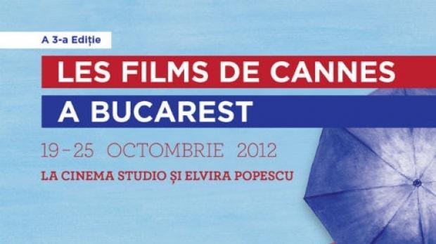 Les Films de Cannes a Bucarest