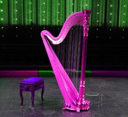 Recital de Harpa