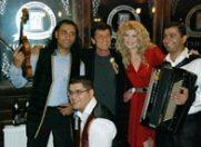 Diana Matei in duet cu Gianni Morandi