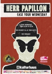 Herr Papillon – Ease Your Wednesday
