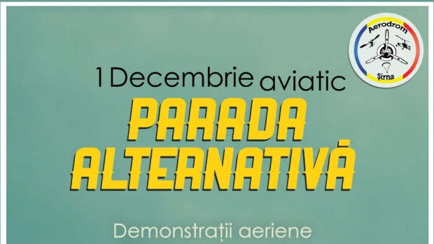 Parada alternativa de 1 Decembrie