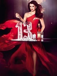 Penelope Cruz, sexy si provocatoare pentru calendarul Campari 2013