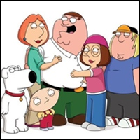 """Family Guy"", pe marile ecrane?"