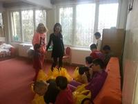 Trupa Like Chocolate - Mos Nicolae pentru copiii cu dizabilitati din Ploiesti!