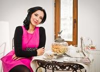 Prezentatoarea TV Emma Zeicescu,  pasionata de obiectele vintage