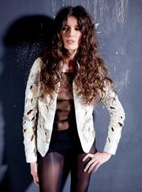 Creatoarea de moda Silvia Terziu va participa la Salonul Who' s Next Paris,  editia Ianuarie 2013