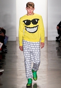 Jeremy Scott, adidasi cu Mickey Mouse si creatii excentrice