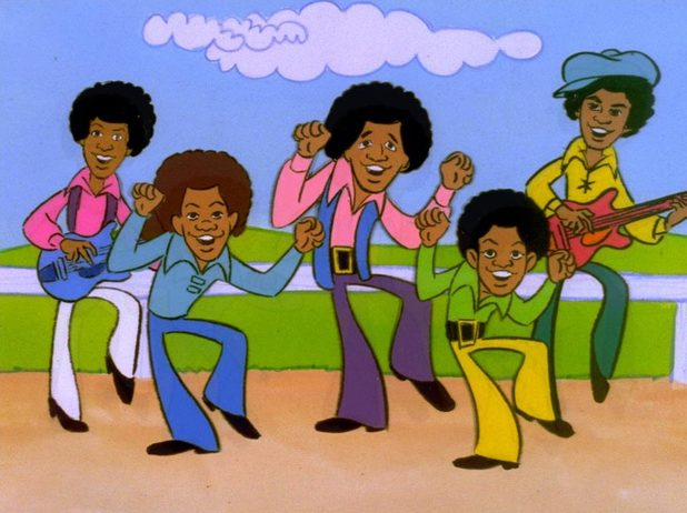 "Desenele animate ""The Jackson 5ive"", relansate pe DVD si Blu-ray"