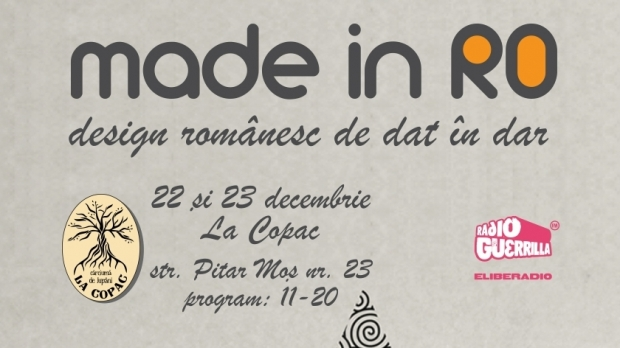Made in RO – Design romanesc de dat in dar