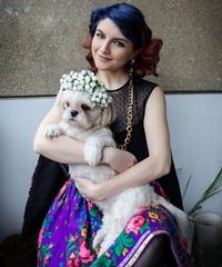 """Alexandra Ungureanu: """"Imi place sa mananc si mi-e extrem de greu sa trec pe regimuri din acelea heirupiste"""""""