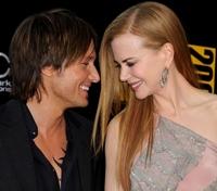 Keith Urban si Nicole Kidman, nominalizati la Golden Globes