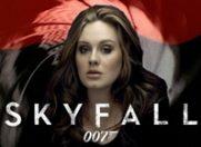 """Adele a inregistrat piesa """"Skyfall"""" in doar 10 minute"""
