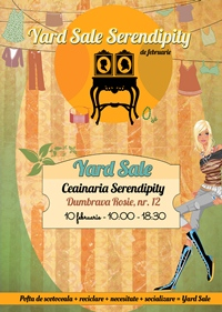 Yard Sale Serendipity – Reuse & Recycle