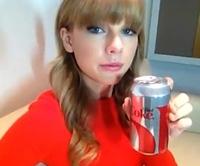 Taylor Swift pentru Diet Coke