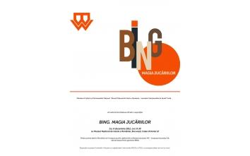 Bing. Magia Jucariilor