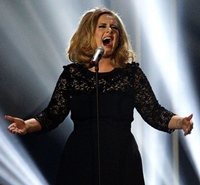 Adele este speriata de fanii sai
