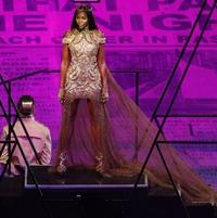 Naomi Campbell, atac de panica inainte de ceremonia de incheiere a Jocurilor Olimpice