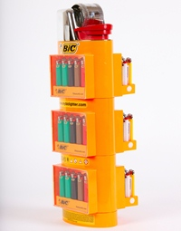 BIC® organizeaza Design on Fire
