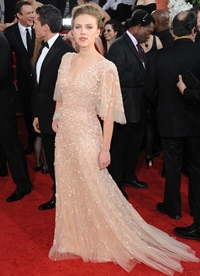 Scarlett Johansson si problemele dermatologice