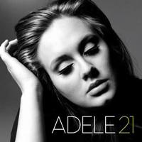 """Albumul """"21"""" by Adele, cel mai vandut album al anului 2012"""