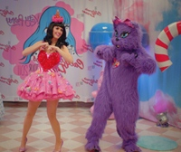 Katy Perry, aproape de a-si realiza visul