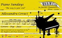 Piano Sundays cu Allexandru Covaci