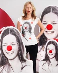 Celebritati din lumea modei internationale sustin Ziua Nasului Rosu
